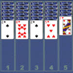 Crystal Spider Solitaire igra