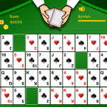 Gaps Solitaire igra